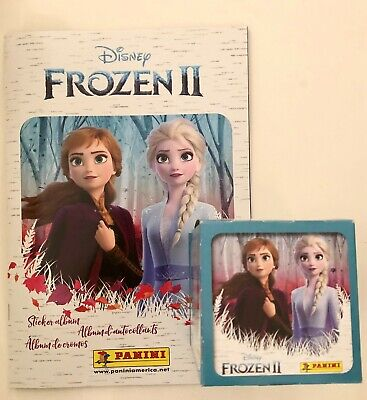 Disney A Friend For Every Day ~ Panini Sticker Collection ~ 10 x Sealed Packs