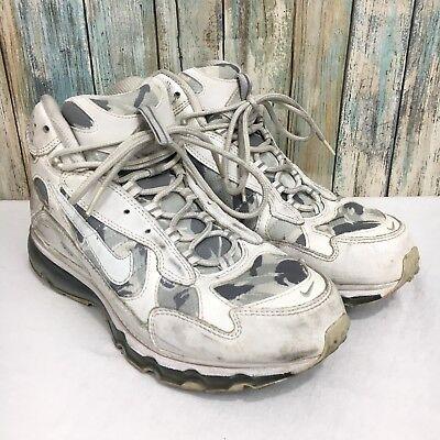 Nike Air Max Terra Sertig Mens 9.5 Gray
