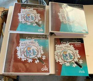 Core Connections Algebra 2 Version 5.0 Teachers Editions ...