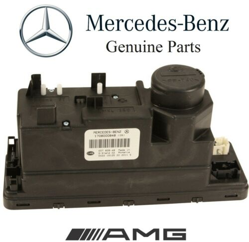 For Mercedes R170 Door Lock Vacuum Supply Pump For Central Locking Genuine