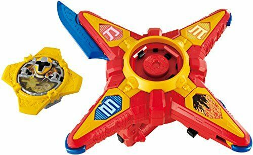 Power Rangers Shuriken Sentai ninninger karakurihengen Import de Japón F//S