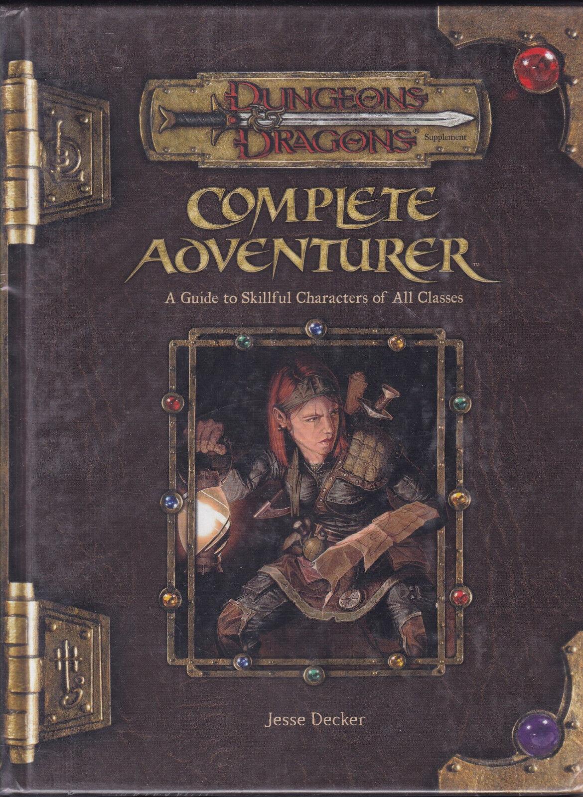 Dungeons & Dragons  Complete Adventurer