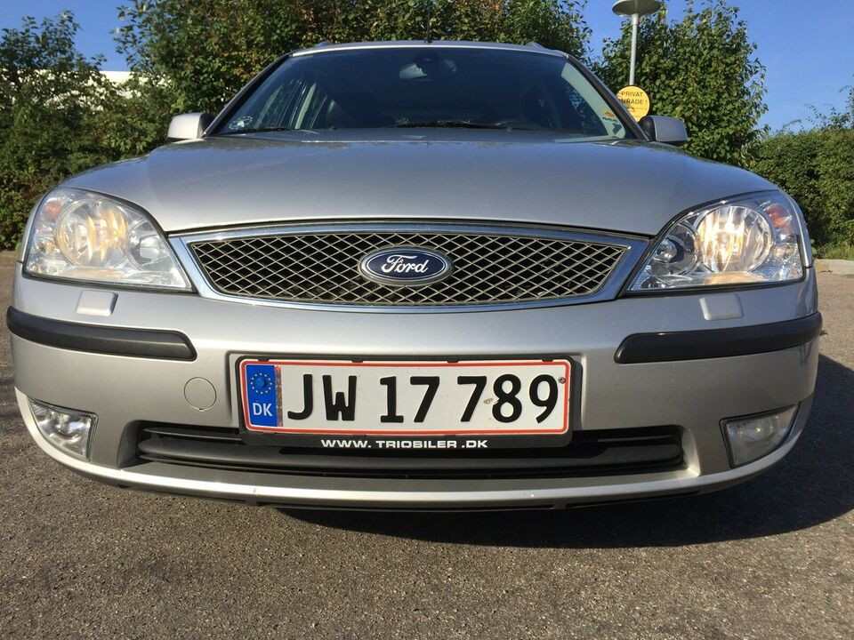 Ford Mondeo, 2,5 Limited stc., Benzin