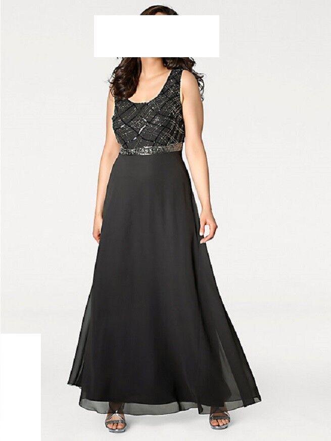 Designer Kleid von Ashley Brooke K-Größe 25 50  NEU