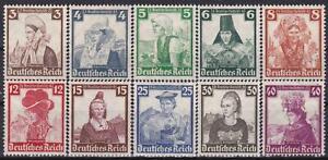 1935-Nazi-3rd-Reich-Volkstrachten-Costumes-Set-Mint