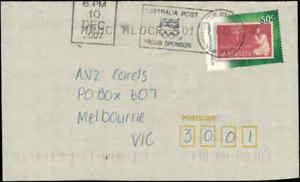 AUSTRALIA-DECIMAL-SOLO-USAGE-ON-COVER