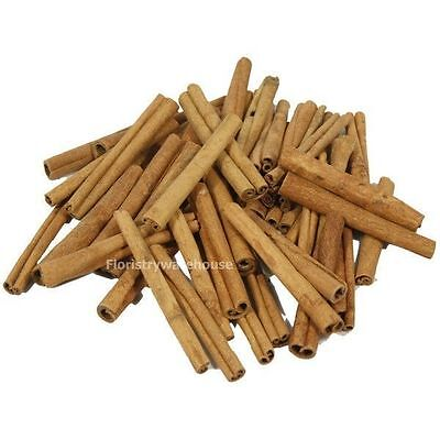 8CM DRIED CINNAMON STICKS 200G (approx 35) fast UK delivery
