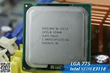 Intel Xeon Processor E3110 3.00 GHz LGA 775 6MB Better than Core 2 Duo E8400