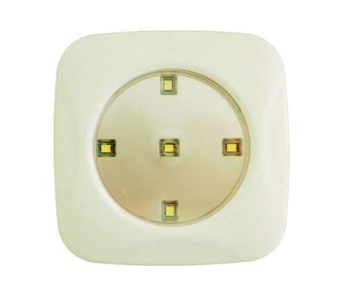 4 LED Schrankleuchten Möbelleuchten mit Fernbedienung Unterbauleuchte Unterbau