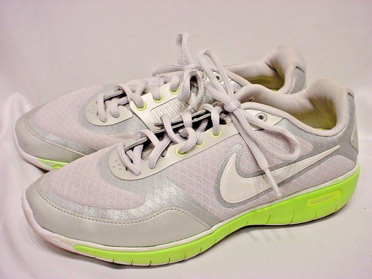 Nike libera xt ogni giorno in argentoo   verde neon atletico scorpe 6,5 429844-001 | Materiali Di Qualità Superiore  | Uomo/Donna Scarpa