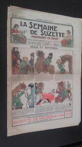 Revista-Dibujada-La-Semana-De-Suzette-que-Aparecen-El-Jueves-1934-N-35-ABE
