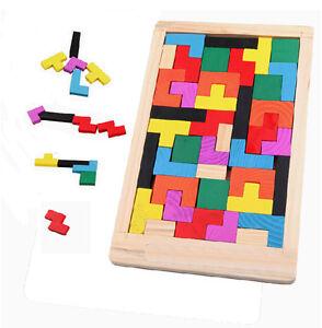 Wooden-Tangram-Brain-Teaser-Puzzle-Tetris-Game-Preschool-Children-Wood-Toy-yb