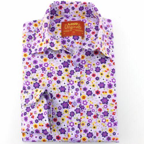 Loud Floral Pour Standard Originals Hommes Chemise Coupe Rose qSzAYESxw