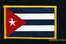 CUBA COUNTRY HAT VEST FLAG PATCH SOUVENIR TRIP GIFT PIN UP CUBAN GITMO TRAVEL
