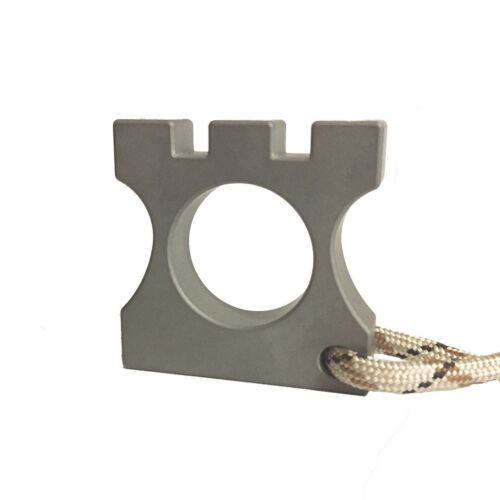Stainless steel knuck ring tactical gear EDC keychain tools