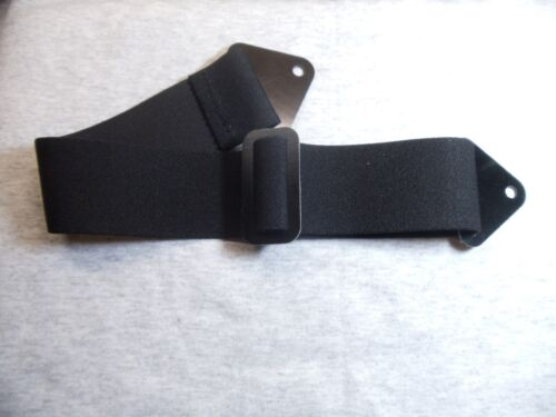 Wendys Pancake shields PERSONLIZED replacement strap 5 colors to choose from.