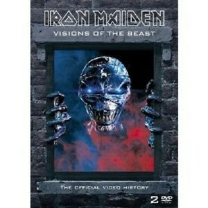 IRON-Maiden-Visions-of-the-Beast-2-DVD-NUOVO