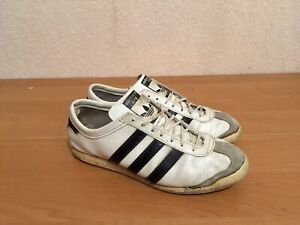 Details about Vintage Adidas Gym 70s Made in France Suze 5.5 Shoes