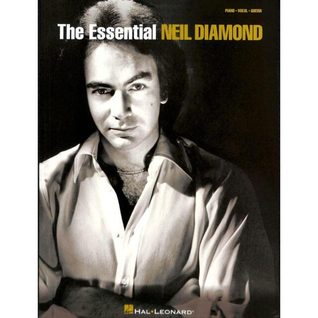 The Essential Neil Diamond - Songbook Klavier, Gesang & Gitarre Noten