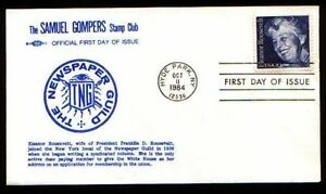 Samuel-Gompers-Sc-2105-Eleanor-Roosevelt