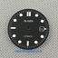 31mm-sterile-black-blue-watch-Dial-Fit-eta-2836-2824-2813-3804-Miyota-8215-821A miniatura 3
