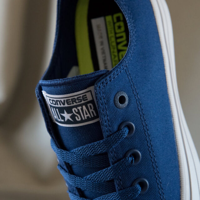 6902ed0fff91 Converse Chuck Taylor All Star Signature Lunarlon II 2 Blue Men ...