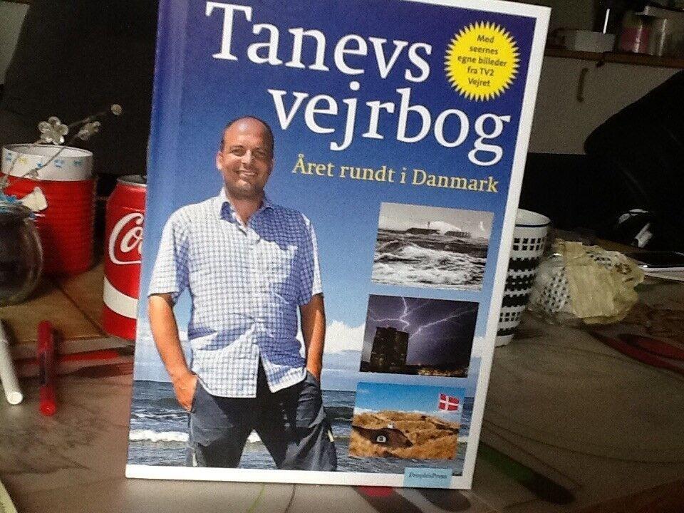 Tanevs vejrbog året rundt i Danmark , Peter tanevs, emne: