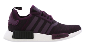 Details zu Womens ADIDAS NMD_R1 W Purple Running Trainers BB6367