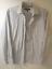 thumbnail 1 - Pronto Uomo Mens White Gray Long Sleeves Collared Button Down Shirts Size Medium