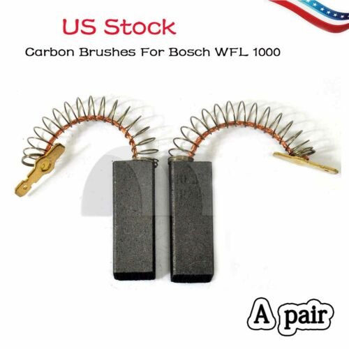 Motor Carbon Brushes For BOSCH WFL1000 WFL1880 WFL2460 washing Machine