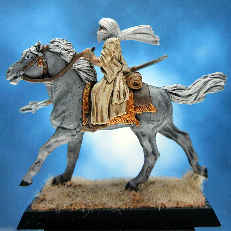 Painted Desert Nomad Rider  Miniature  magasin fashional à vendre