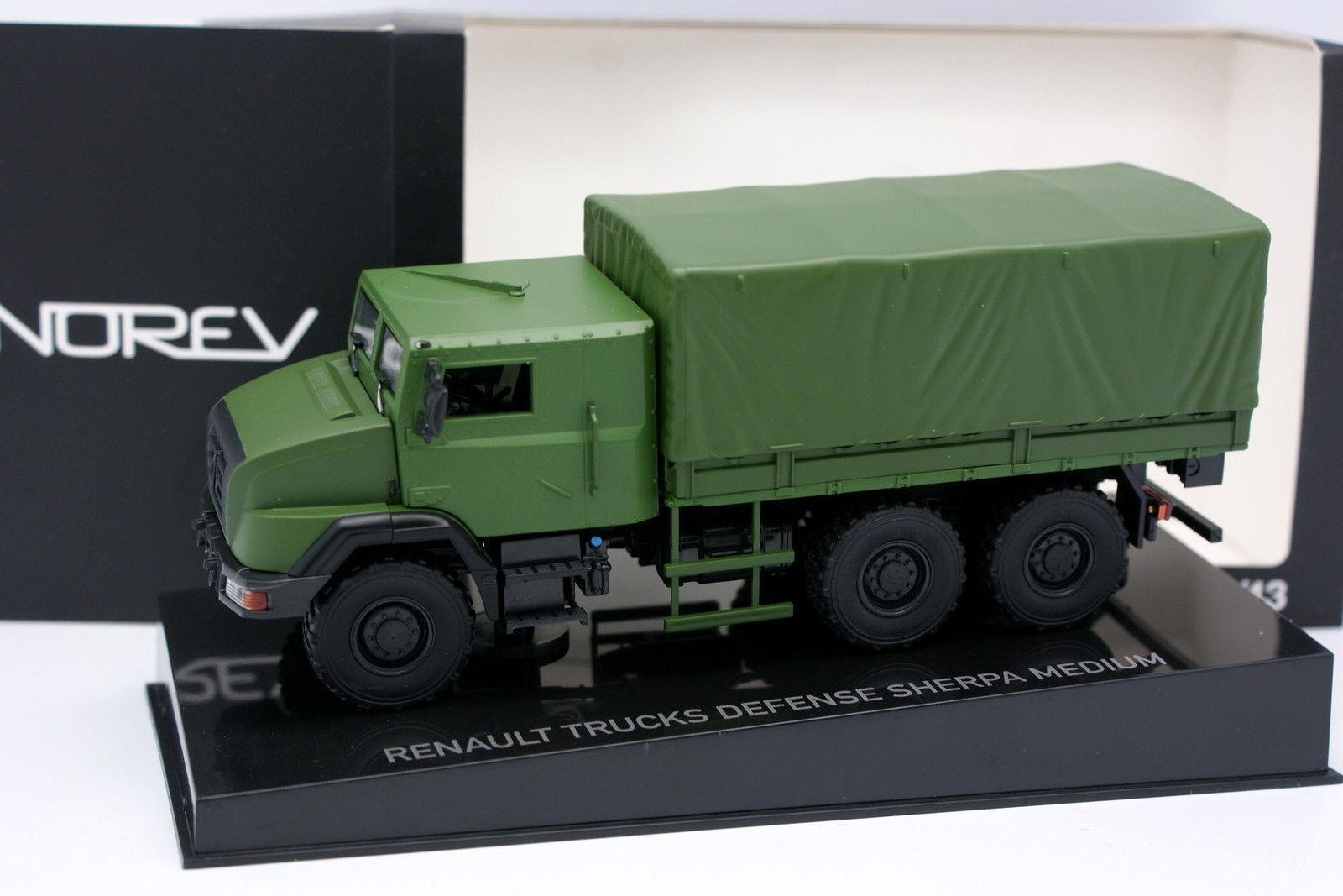 Norev militare esercito 1   43 - renault camion difesa sherpa - medien