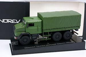 Norev-Militar-Ejercito-1-43-Renault-Camiones-Defensa-Sherpa-Medium