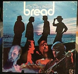 BREAD On The Waters Album Released 1970 Record/Vinyl Collection USA