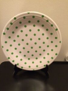 Image is loading Fiesta-2016-HLCCA-Limited-Ed-SHAMROCK-GREEN-Polka- & Fiesta 2016 HLCCA Limited Ed. SHAMROCK GREEN Polka Dots - DINNER ...