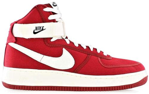 1 Calzado Force Air Nike rojo mujer Retro zapatillas High hombre hombre Oa4qB