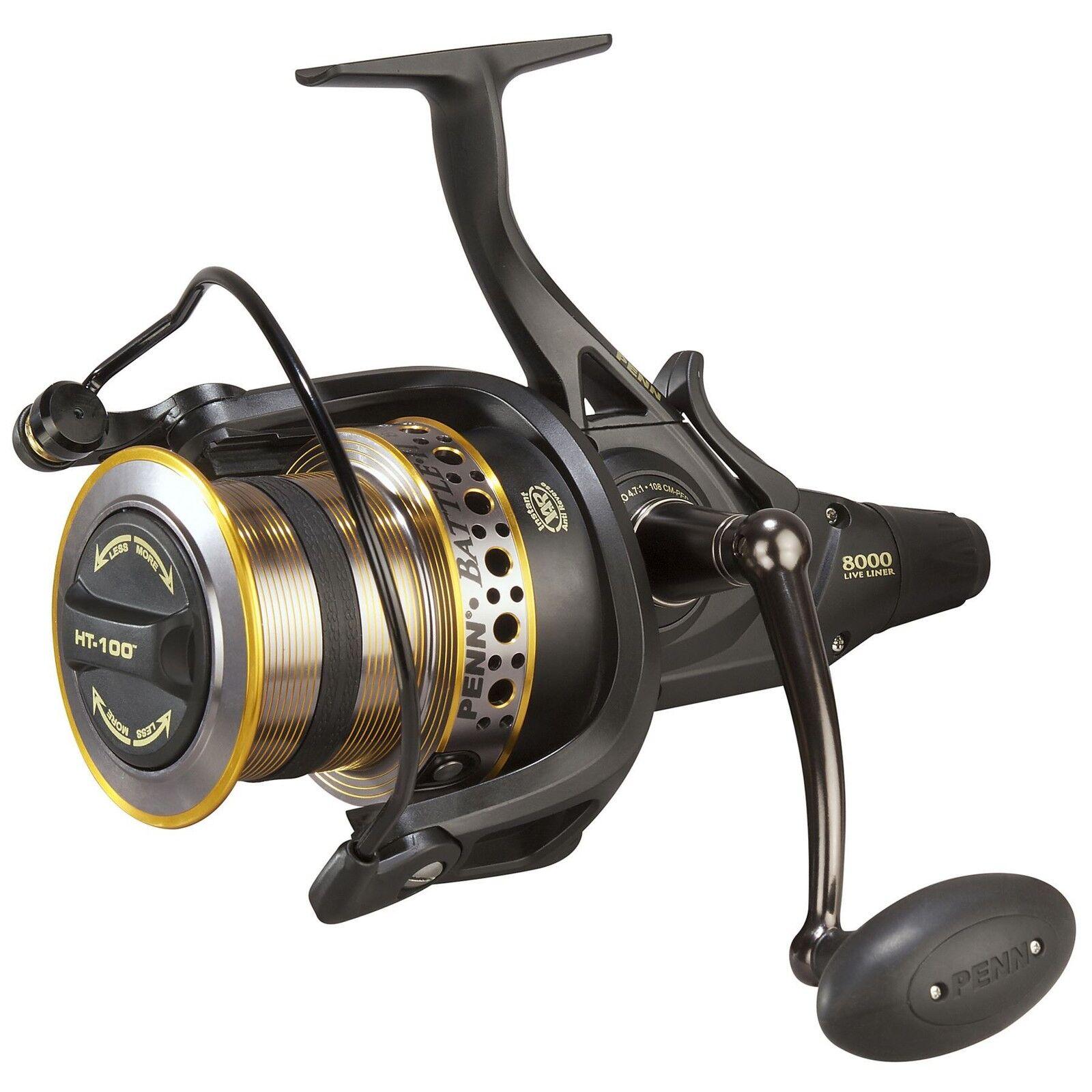 PENN Battle II Longcast 8000 Live Liner   Fishing Reel   1378284