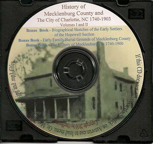 Mecklenburg-County-North-Carolina-History-Genealogy
