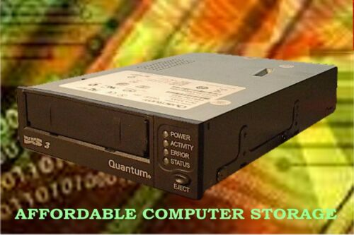 Quantum LTO-3 800Gb Tape drive Internal Ultrium LVD HH TC-L32AX TE8100-013