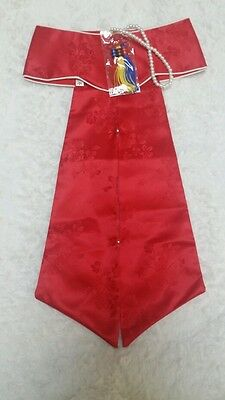 Korean Hanbok Traditional Costume Girl's Age 1~ 3 Hat/Cap/Ayam for hanbok