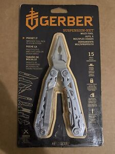 Gerber Suspension NXT 15-in-1 Multi-Tool W/ Pocket Clip 31-003634
