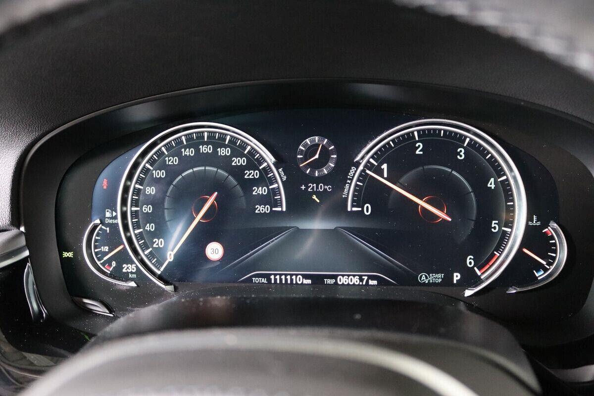 BMW 520d 2,0 Touring - billede 16