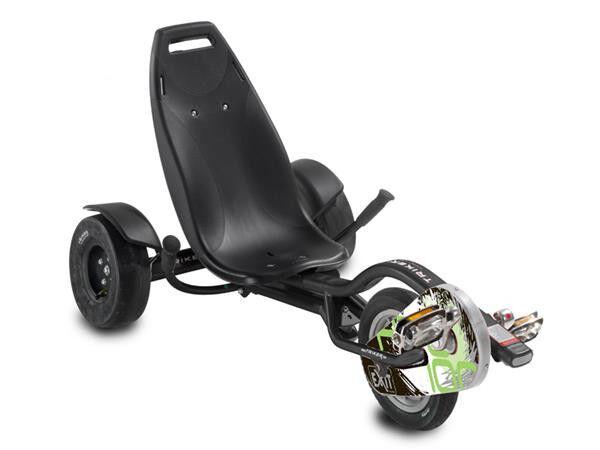 Balance Fahrrad   Dreirad EXIT Triker Pro 100 schwarz