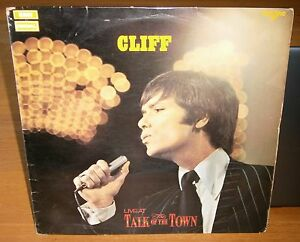 CLIFF RICHARD LIVE AT THE TALK OF THE TOWN SRS 5031 EMI REGAL RECORDS VINYL LP - Tadworth, United Kingdom - CLIFF RICHARD LIVE AT THE TALK OF THE TOWN SRS 5031 EMI REGAL RECORDS VINYL LP - Tadworth, United Kingdom