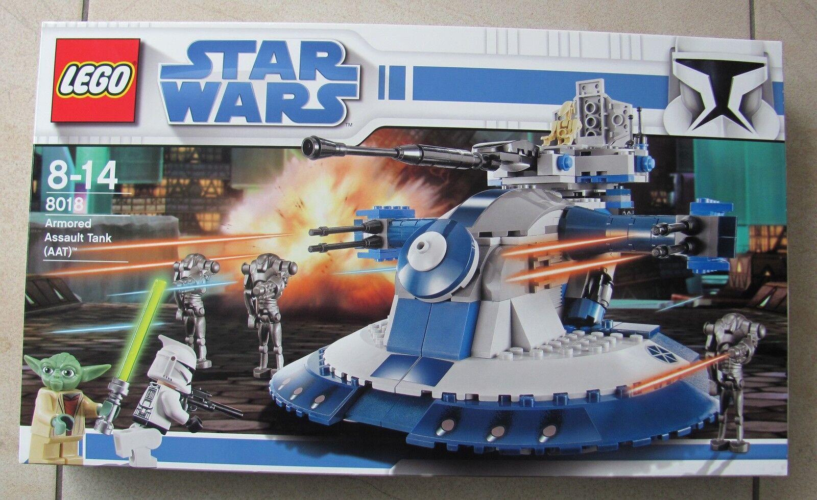 Lego Star Wars 8018 - AAT - Armored Assault Tank 2009 Neu & OVP Rarität