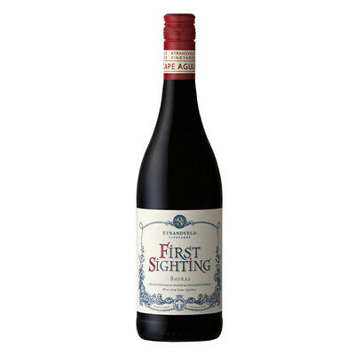 First Sighting Shiraz 2018 Red Wine pack of 12