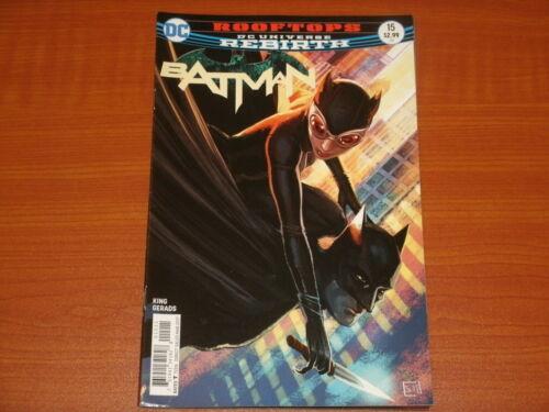 Robin etc. DC Comics Renaissance: BATMAN Bane Joker Annuelles Vous choisissez! CATWOMAN