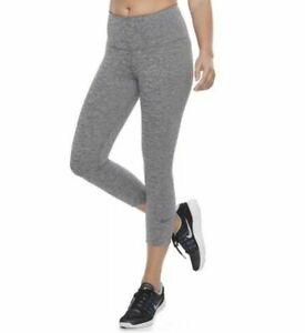 da41f14627a4b0 Nike Women's Power Sculpt Victory High Rise Tight Cropped Leggings ...