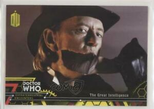 2016 Doctor Who Extraterrestrial Encounters Yellow The Great Intelligence 0y3