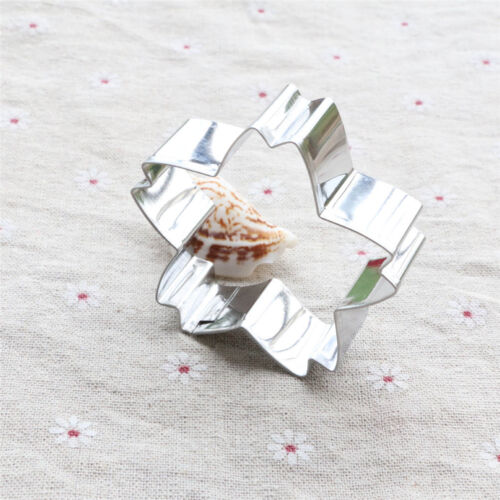 stainless steel cherry blossom cake cookie cutter mold biscuit mold bakingtoolBL